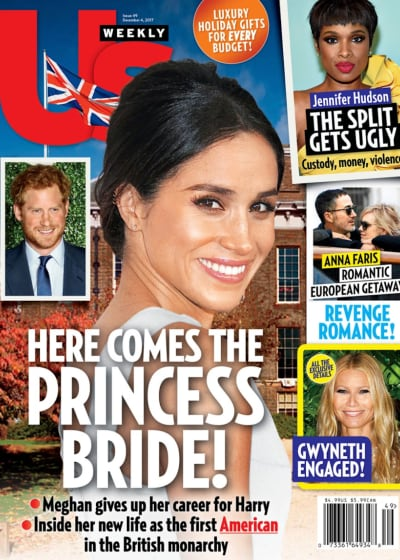 Meghan Markle Us Cover