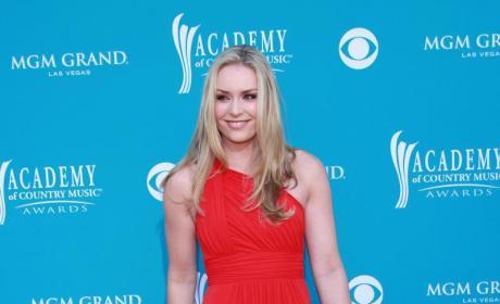 Lovely Lindsey Vonn