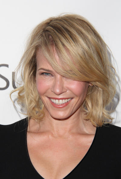 Chelsea Handler Red Carpet Picture