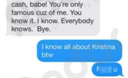 13 Celebrity Text Messaging Scandals: Unsend! Unsend!