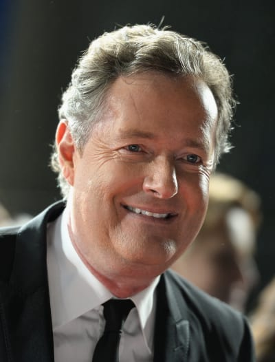 Piers Morgan, Up Close