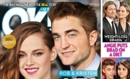 Robert Pattinson and Kristen Stewart: Expecting a Baby?!?