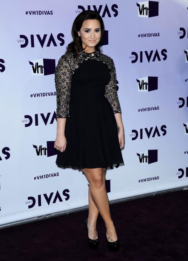 Demi Lovato at VH1 Divas Special