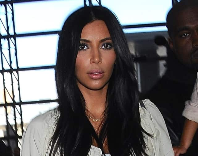 Terrible Looking Kim Kardashian