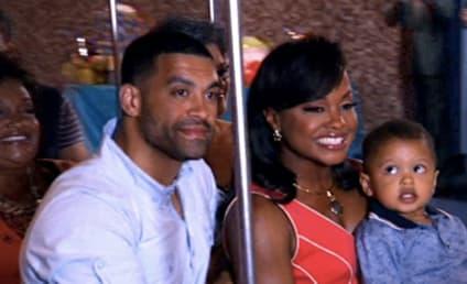 Phaedra Parks Divorces Apollo: I No Longer Nida Be Married!