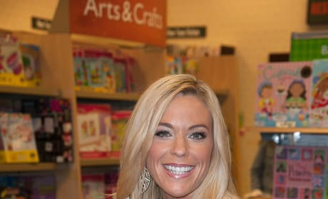 Kate Gosselin Cookbook Photo