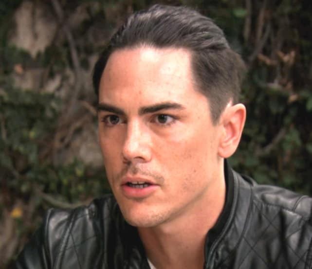 Tom sandoval gets serious
