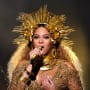 Beyonce Dresses as Oshun