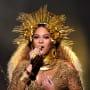 Beyonce Dresses as Oshun
