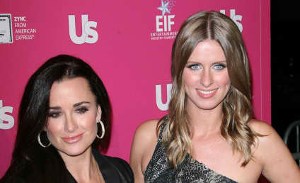 Pregnant Nicky Hilton Ices Out Kyle Richards, Fuels Family Rift