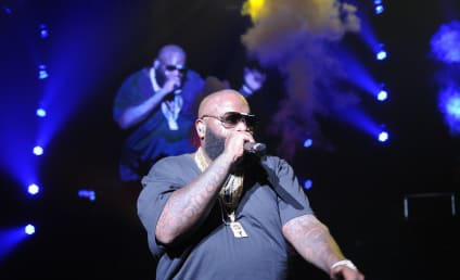 Rick Ross: Target of Drive-By Shooting in Fort Lauderdale?