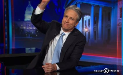"Jon Stewart Announces Daily Show Departure, Describes Self as ""Restless"""