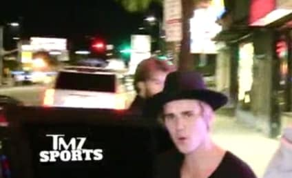 Justin Bieber: I Am NOT Floyd Mayweather's Sidekick!