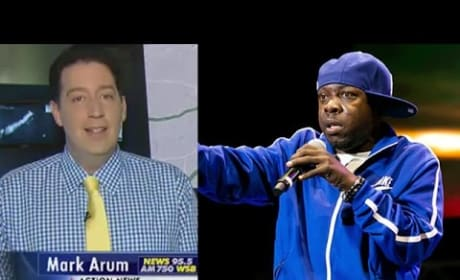 Traffic Reporter Pays Unexpected Tribute to Phife Dawg