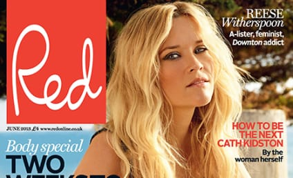 Reese Witherspoon to Red: My Brain is Gone!