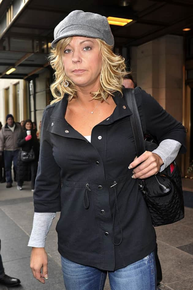 Kate Gosselin, Long Hair