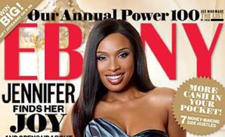 Jennifer Hudson Ebony Cover