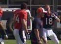 "Peyton Manning ""Dances"" During Practice, Makes Total Fool of Himself"
