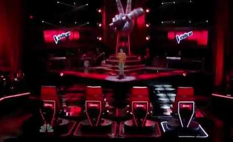 Tim Mahoney on The Voice - Bring it On Home to Me