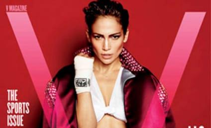 Jennifer Lopez in V: A Foxy Boxer!