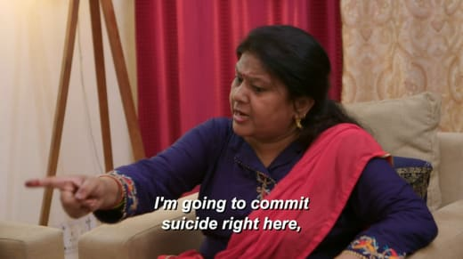 Sahna Singh - I'm going to commit suicide right here