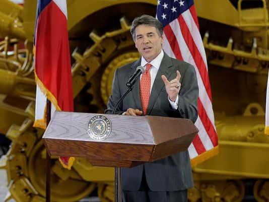 Rick Perry Speech