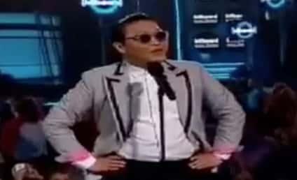 "PSY vs. Tracy Morgan: ""Gentleman"" Dance-Off!"