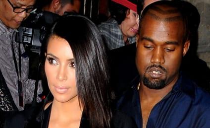 "Kim Kardashian and Kanye West: ""Both So Unhappy,"" Source Says"