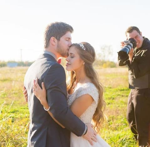 Jessa duggar ben seewald admit to violating courtship rules before jessa duggar ben seewald wedding pic freerunsca Image collections