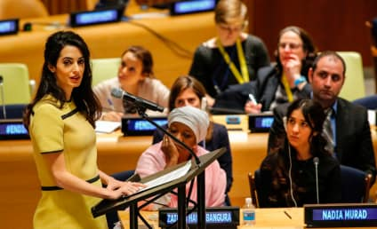 Time Magazine SLAMMED for Sexist Coverage of Amal Clooney