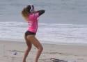 Anastasia Ashley Twerking: Surfer's Warmup Routine is Greatest Ever