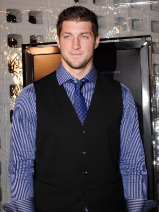 Handsome Tim Tebow