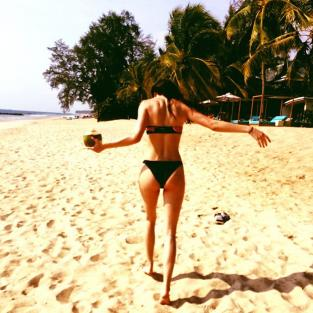 Kendall Jenner in Thailand