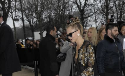 Cara Delevingne, Chris Pine & More: Star Sightings 01.26.16