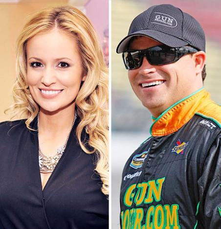 Emily Maynard and Jason White
