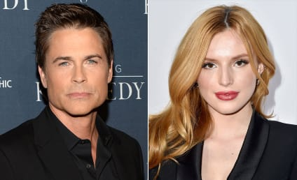 Rob Lowe CRUSHES Bella Thorne For Tweet About Mudslide-Related Traffic Delays