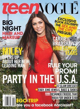 Teen Vogue Cover Shot