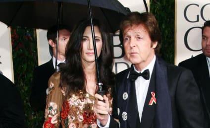 Paul McCartney and Sabrina Guinness: Brilliant!