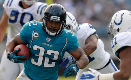 Maurice Jones-Drew: Arrested for Battery [Updated]