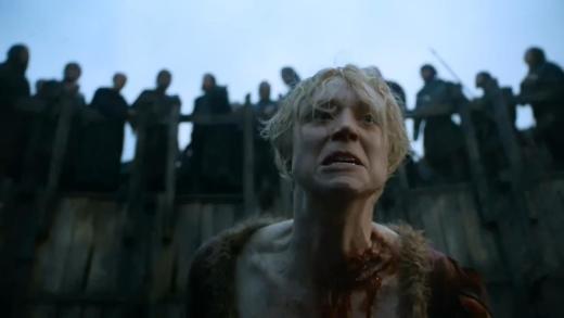 Gwendoline Christie on Game of Thrones