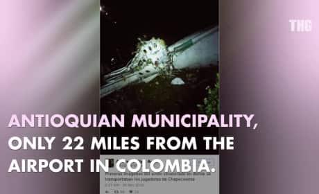 Brazil Soccer Team Members Die in Plane Crash