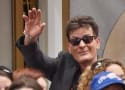 Charlie Sheen Drunkenly Dodges Drug Bust!