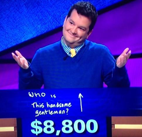 Ari Voukydis Jeopardy Answer