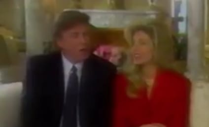 Donald Trump Discusses Baby Tiffany Trump's Future Breasts in Resurfaced Footage