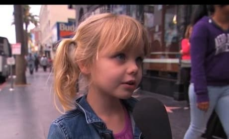 "Jimmy Kimmel Asks Kids ""Do You Know Any Naughty Words?"""