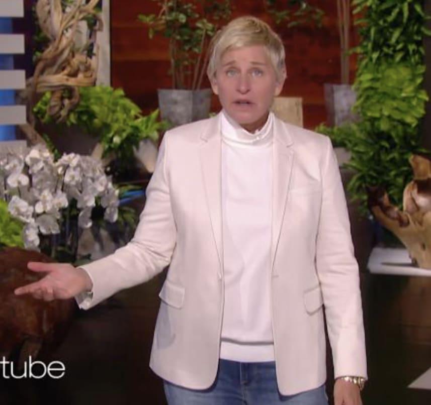 "Ellen DeGeneres Vows to Start ""New Chapter"" on Season 18 Talk Show Premiere - The Hollywood Gossip"
