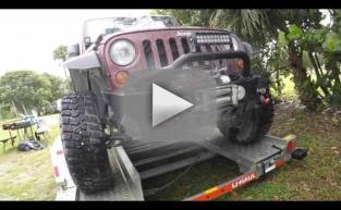 Jeep GoPro Selfie Fail: WATCH!!