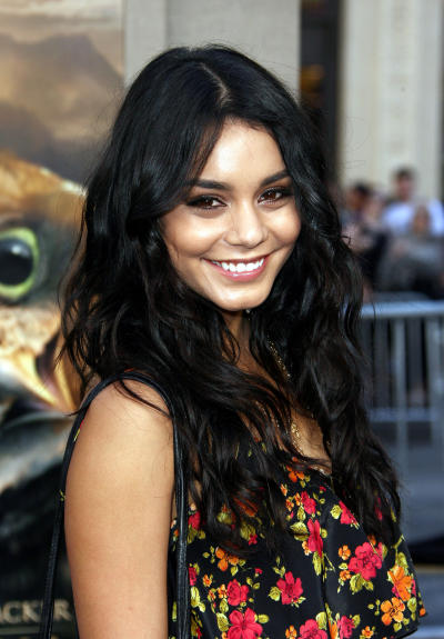 Vanessa at a Premiere