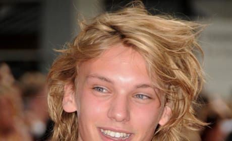 Jamie Campbell-Bower Photo