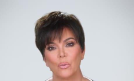 Kris Jenner Confessional